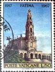Sellos del Mundo : Europa : Vaticano : Intercambio 0,20 usd  50 l. 1967