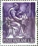 Sellos del Mundo : Europa : Vaticano : Intercambio 0,20 usd  10 l. 1966