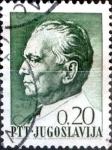 Sellos del Mundo : Europa : Yugoslavia : Intercambio 0,20 usd  20 p. 1967