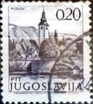 Sellos del Mundo : Europa : Yugoslavia : Intercambio 0,20 usd  20 p. 1978
