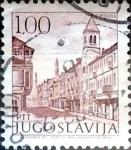 Sellos del Mundo : Europa : Yugoslavia : Intercambio 0,45 usd  1 d. 1971