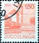 Sellos de Europa - Yugoslavia -  Intercambio 0,20 usd  1,50 d. 1976
