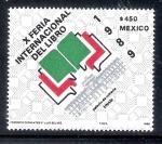 Sellos de America - México -  X Feria Internacional del Libro