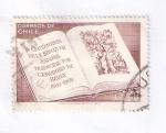 Sellos de America - Chile -  IV Centenario de la Biblia en Español,