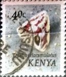 Sellos del Mundo : Africa : Kenya : Intercambio 0,20 usd  40 cent. 1971