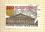 Sellos de Europa - Rusia -  200 Aniversario