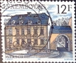 Sellos de Europa - Luxemburgo -  Intercambio crxf 0,50 usd  12 fr. 1987