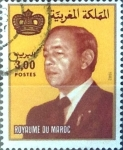 Stamps : Africa : Morocco :  Intercambio 0,20 usd  3 d. 1983