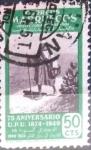 Sellos del Mundo : Europa : España :  Intercambio 0,20 usd  50 cent. 1950
