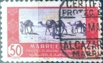 Stamps : Europe : Spain :  50 cent. 1948