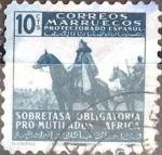 Sellos del Mundo : Europa : España : Intercambio 0,20 usd  10 cent. 1943
