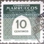 Stamps : Europe : Spain :  10 cent. 1953