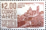 Stamps : America : Mexico :  2 p. 1963