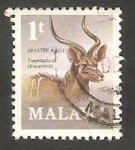 Stamps : Africa : Malawi :  147 - Antílope