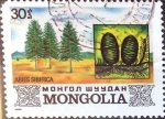 Sellos del Mundo : Asia : Mongolia :  Intercambio nfb 0,20 usd 30 m. 1982
