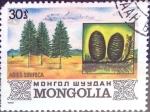 Stamps : Asia : Mongolia :  Intercambio 0,20 usd 30 m. 1982