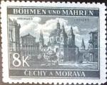 Stamps Germany -  Intercambio jxa 0,20 usd 8 k. 1940