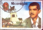 Stamps : America : Nicaragua :  4 Córdoba. 1982