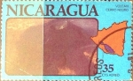 Stamps : America : Nicaragua :  Intercambio 0,20 usd 35 cent.. 1978