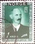 Stamps : Europe : Norway :  Intercambio 0,20 usd 1 k. 1946