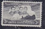 Stamps United States -  HUNDIMIENTO