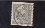 Stamps Sweden -  GUSTAVO V DE SUECIA