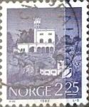 Sellos de Europa - Noruega -  Intercambio 0,30 usd 2,25 k. 1982