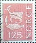Sellos de Europa - Noruega -  Intercambio 0,20 usd 125 o.1975