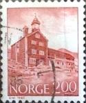 Sellos de Europa - Noruega -  Intercambio 0,20 usd 2 k. 1982