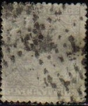 Stamps Europe - Spain -  ESPAÑA 1879 204 Sello Alfonso XII 25c Usado