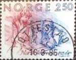 Sellos del Mundo : Europa : Noruega : 2,50 k. 1984