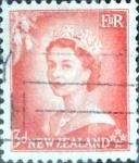 Stamps : Oceania : New_Zealand :  Intercambio 0,20 usd 3 p. 1953