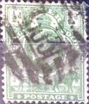 Stamps : Europe : United_Kingdom :  Intercambio 1,25 usd 1/2 p. 1903