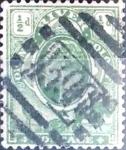 Sellos del Mundo : Europa : Reino_Unido : Intercambio 1,25 usd 1/2 p. 1903