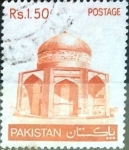 Sellos del Mundo : Asia : Pakistán : Intercambio 0,20 usd 1,50 r. 1979