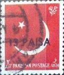 Sellos del Mundo : Asia : Pakistán : 13 p. sobre 2 A. 1961