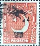 Sellos de Asia - Pakistán -  Intercambio 0,20 usd 2 A. 1949