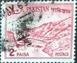 Sellos del Mundo : Asia : Pakistán : 2 p. 1964