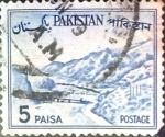 Sellos de Asia - Pakistán -  Intercambio 0,20 usd 5 p. 1963