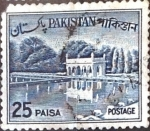 Sellos de Asia - Pakistán -  Intercambio 0,50 usd 25 p. 1963