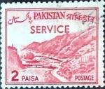 Sellos del Mundo : Asia : Pakistán : 2 p. 1961