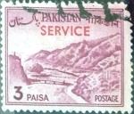 Sellos del Mundo : Asia : Pakistán : Intercambio 0,20 usd 3 p. 1961