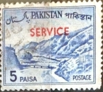 Sellos del Mundo : Asia : Pakistán : Intercambio 0,20 usd 5 p. 1963
