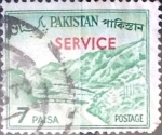 Stamps Pakistan -  Intercambio 0,20 usd 7 p. 1961
