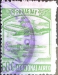 Stamps : America : Paraguay :  Intercambio 1,25 usd 60 g. 1988