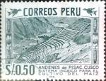 Sellos del Mundo : America : Perú : Intercambio 0,30 usd 50 cent. 1966