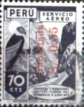 Sellos del Mundo : America : Perú : Intercambio 0,20 usd 55 sobre 70 cent. 1948