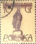 Sellos de Europa - Polonia -  Intercambio cxrf 0,20 usd 10 g. 1955