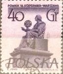 Sellos de Europa - Polonia -  Intercambio 0,20 usd 40 g. 1955