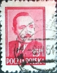 Stamps Poland -  Intercambio 0,20 usd 15 z. 1948